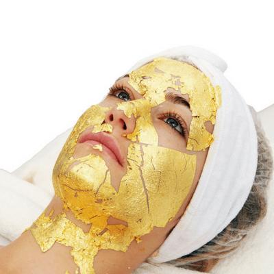 Golden Face Treatment