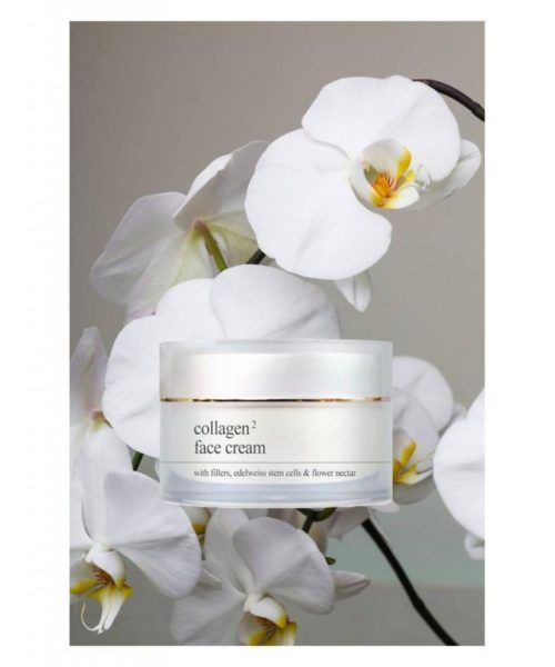 Collagen Face Cream flores