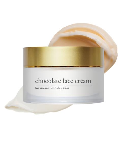 Chocolate Face Cream Chocolate Face Cream