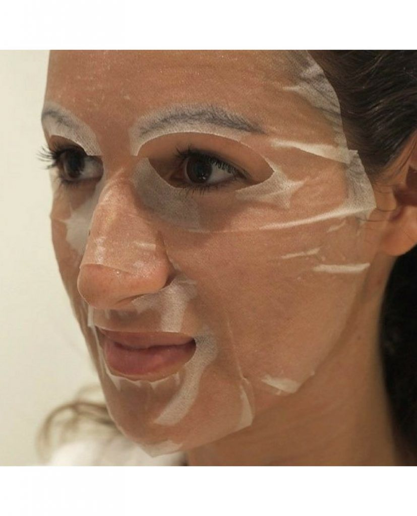 Mascarilla Facial REVITALIZANTE