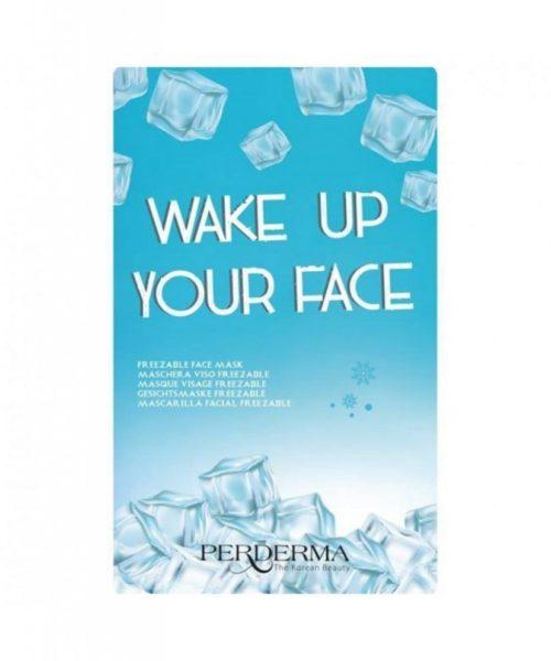 Mascarilla Wake Up Your Face - FREEZABLE